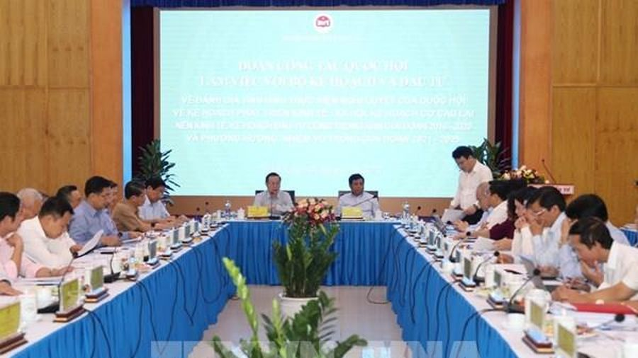 Bộ trưởng Nguyễn Chí Dũng: Đổi mới mạnh mẽ để đạt mục tiêu tăng trưởng nhanh bền vững