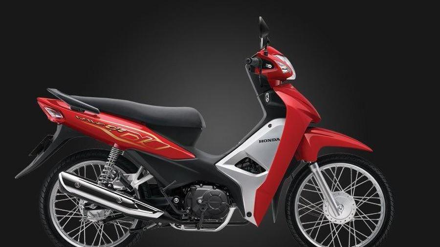 Honda Wave Alpha mới, chiếc xe máy đầu tiên có đèn tự động tại Việt Nam