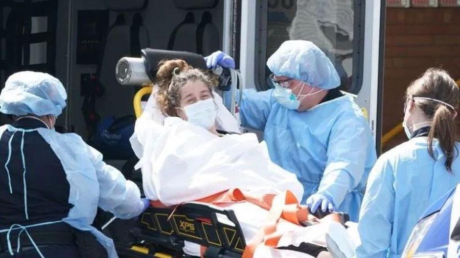 Mỹ: Số ca nhiễm COVID-19 tiếp tục tăng nhanh ở nhiều bang