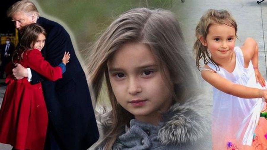 Cháu gái TT Trump 'cưng như trứng' mới 9 tuổi đã cao vượt trội, nhan sắc tuyệt mỹ như thiên thần