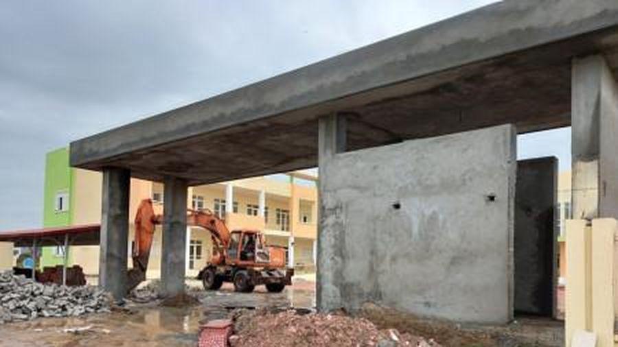 Bắc Ninh: Dự án huy động vốn trước khi được chấp thuận chủ trương đầu tư