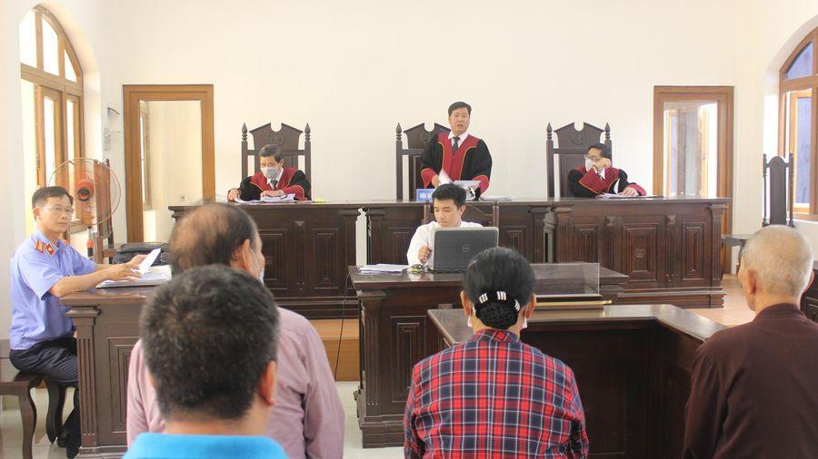 Đồng Nai: Tuyên y án sơ thẩm vụ 'cụ ông 20 năm đội đơn đi kiện'