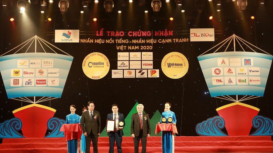 Năm thứ 3 liên tiếp Vietnam Airlines là Nhãn hiệu nổi tiếng nhất Việt Nam