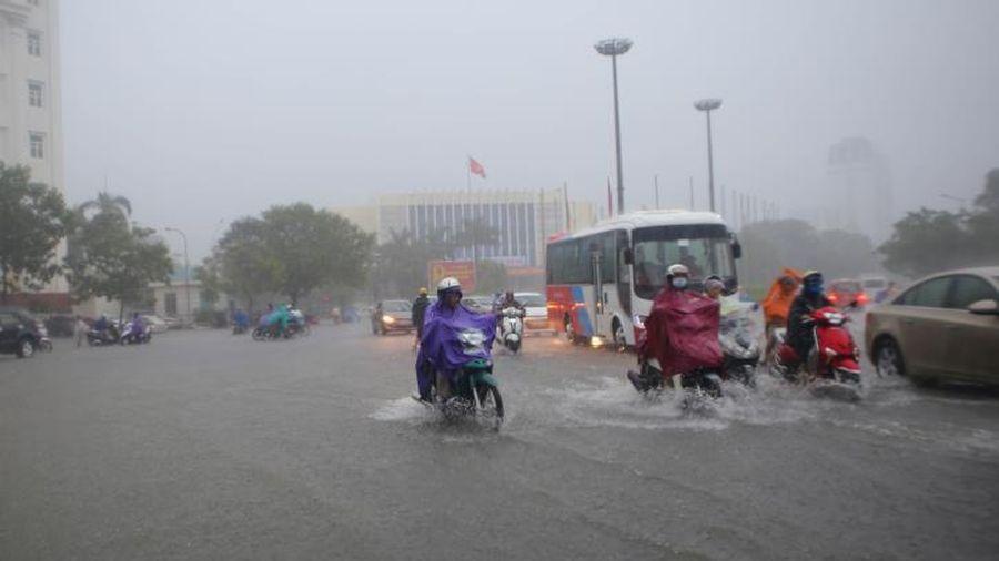 Thời tiết hôm nay 29/9: Bắc Bộ mưa rào và dông vài nơi