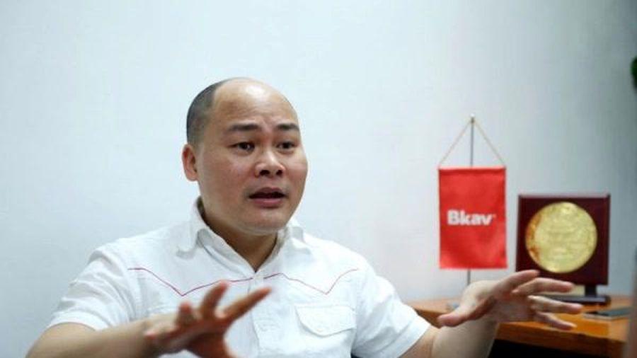 Ông Nguyễn Tử Quảng: 'Camera an ninh của Bkav được phép cung cấp vào thị trường Mỹ'