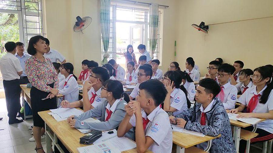 Giám sát chuyên đề tại các cơ sở giáo dục trên địa bàn Uông Bí