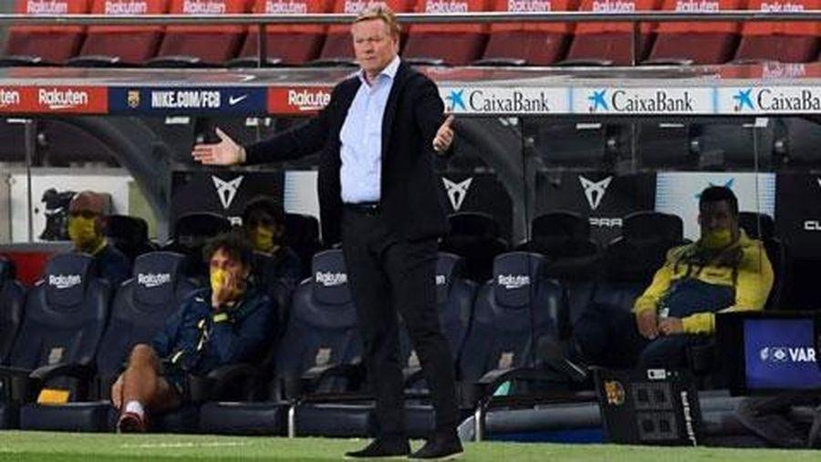 Với Ronald Koeman, dẫn dắt Barca chỉ là ba cái chuyện lẻ tẻ