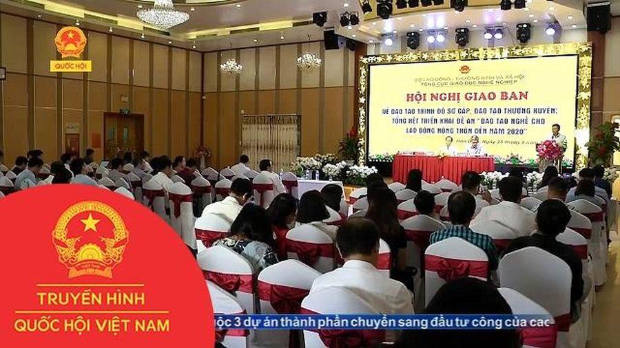 4200 TỶ ĐỒNG ĐÀO TẠO NGHỀ CHO LAO ĐỘNG NÔNG THÔN 2016-2020