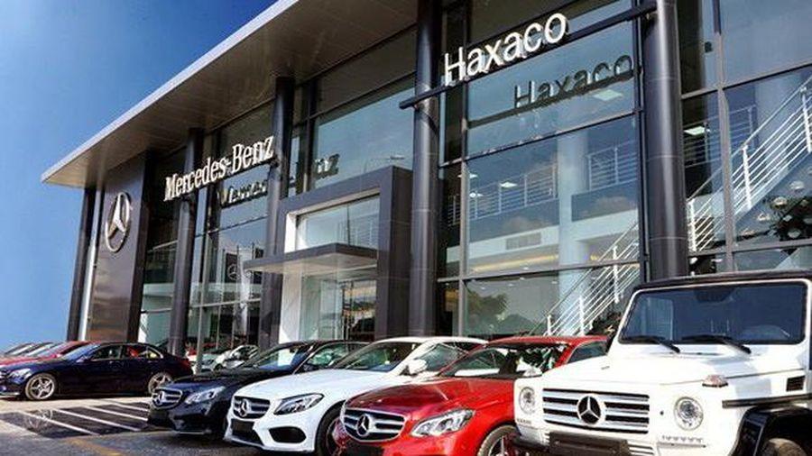Haxaco làm ăn ra sao khi vừa buôn Mercedes vừa lấn sân bất động sản?