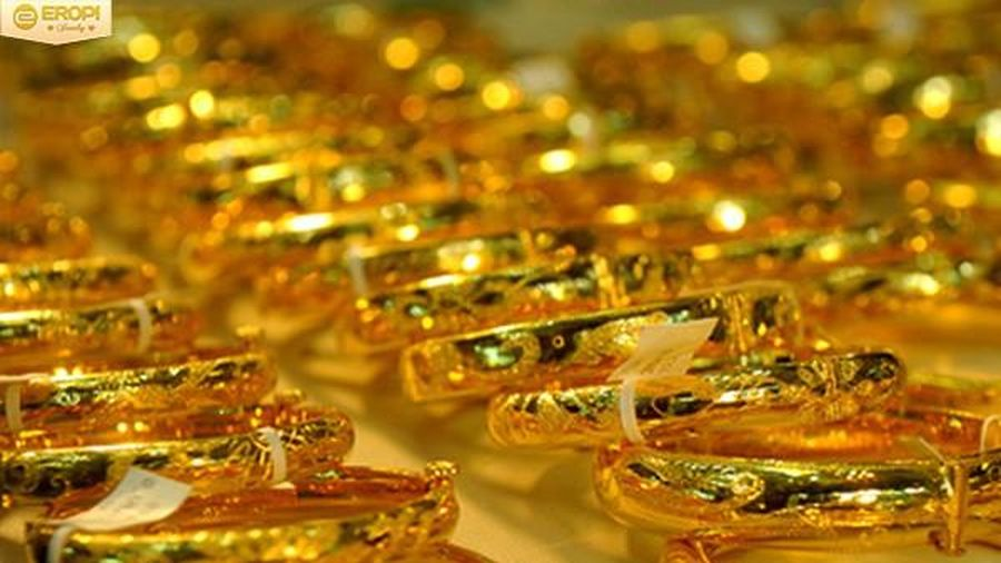 Giá vàng hôm nay 29/9: Thế giới tăng trở lại, giá trong nước giảm mạnh