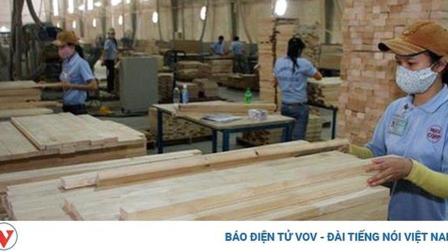 Xuất khẩu gỗ cao kỷ lục, có thể cán đích 13 tỷ USD năm 2020
