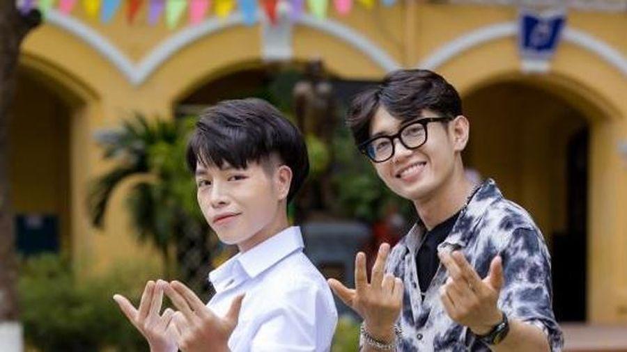 Quang Đăng: 'Đức Phúc khiến tôi căng thẳng khi làm việc chung'