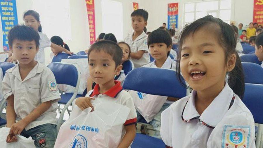 Chăm lo Tết Trung thu cho trẻ em nghèo