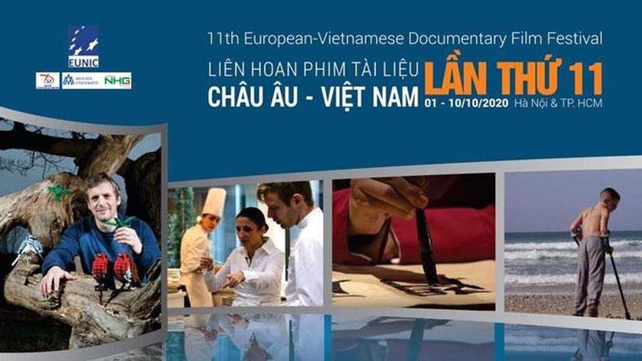 Chiếu 22 tác phẩm trong Liên hoan phim tài liệu châu Âu - Việt Nam