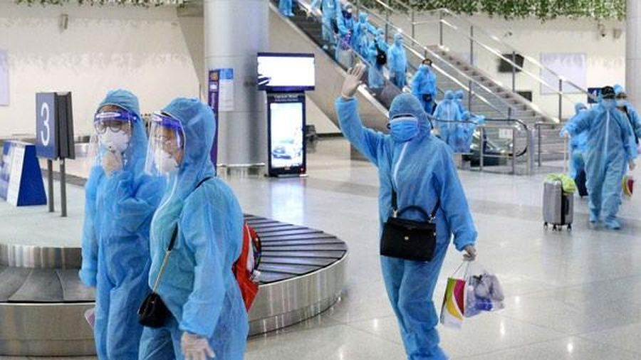 Sáng 29/9: 27 ngày Việt Nam không có ca nhiễm mới trong cộng đồng