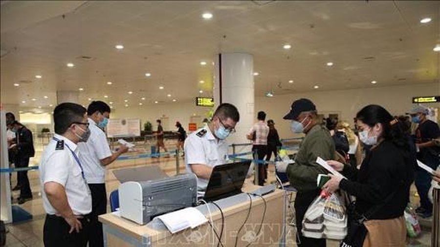Chiều 29/9: Thêm 17 ca nhiễm mới, Việt Nam ghi nhận 1.094 trường hợp dương tính với Covid-19