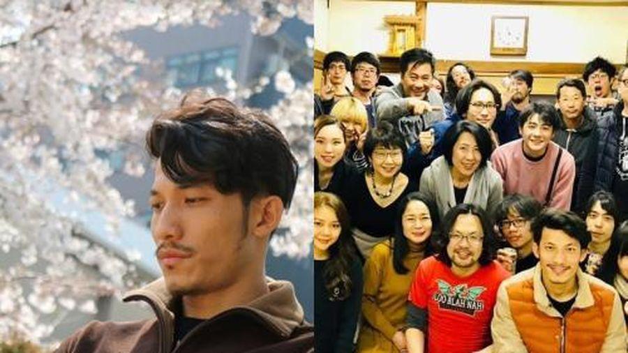 Liên Bỉnh Phát bất ngờ xuất hiện trong phim 'Come and Go' của đạo diễn người Nhật