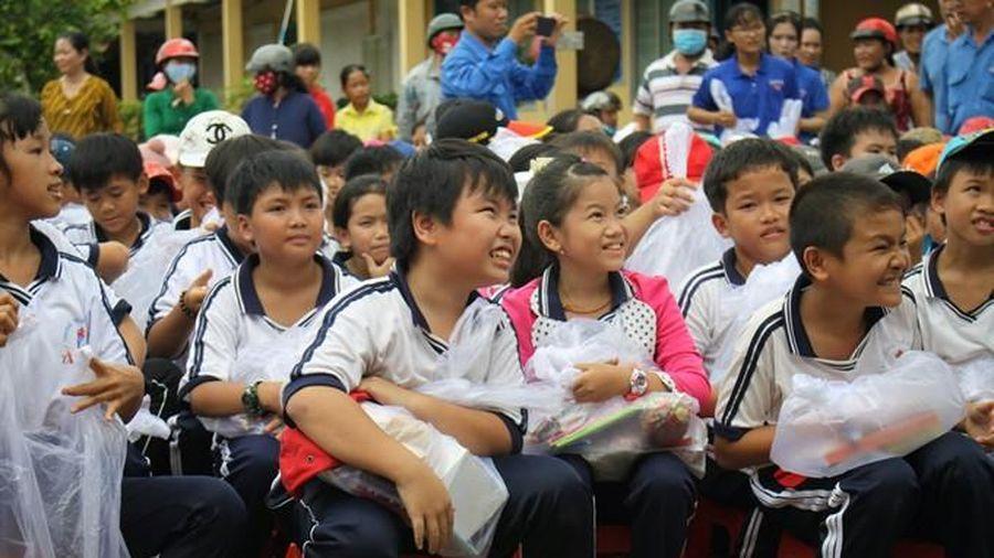 3 thư viện xanh với 3.000 cuốn sách đã mở cửa đón học sinh khó khăn tỉnh Bến Tre