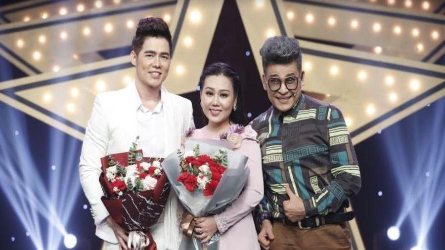 Lưu Ánh Loan: 'Tôi vừa thích vừa ghét khi hát với Lưu Chí Vỹ'