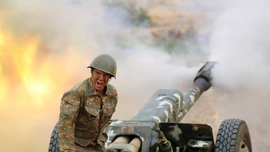 Xung đột leo thang, Azerbaijan dọa phá hủy S-300 của Armenia