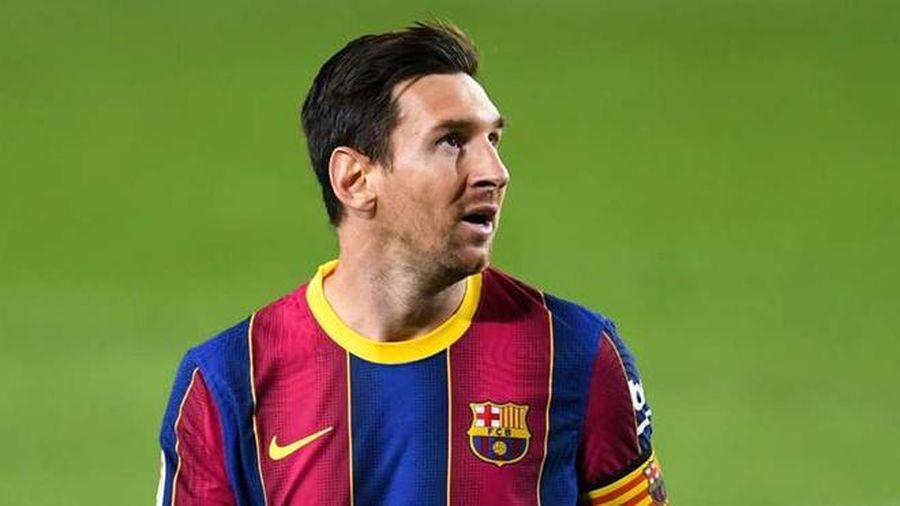 Messi: 'Mọi thứ tôi làm đều vì lợi ích của Barca'