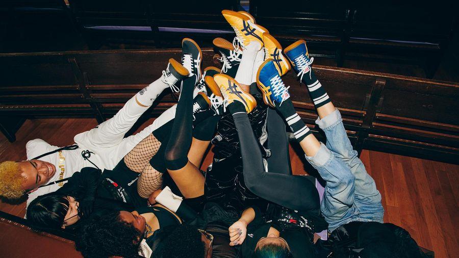 Ohbori EX - đôi giày mang tinh thần retro thanh lịch