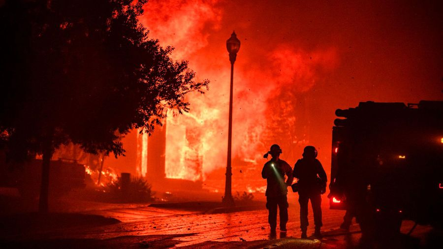 Nhà hàng 3 sao Michelin ở California cháy rụi