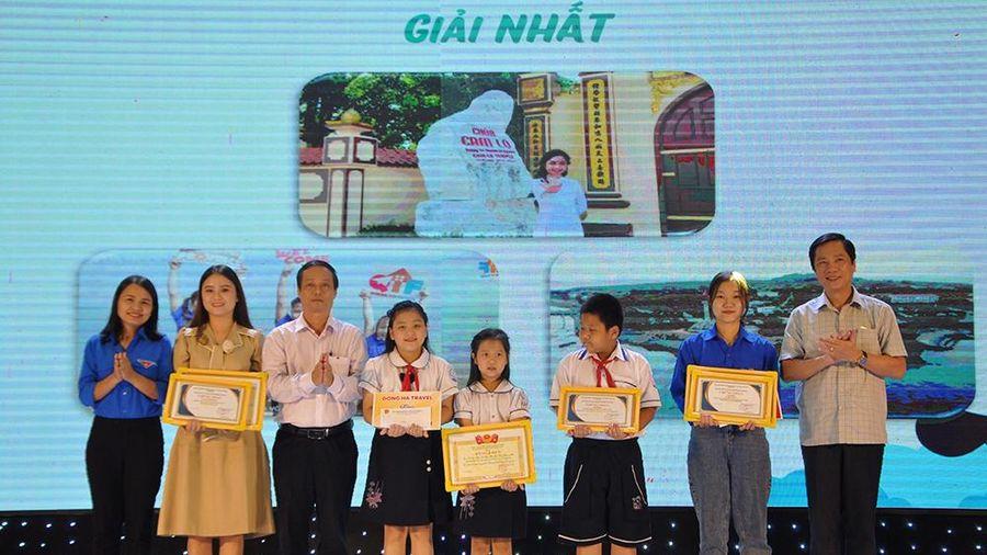 Quảng Trị: Tổng kết và trao giải cuộc thi Đại sứ du lịch 2020