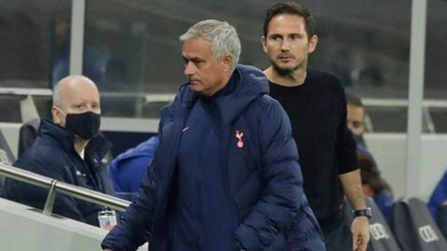 Jose Mourinho khẩu chiến căng thẳng với trò cũ Frank Lampard