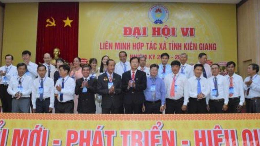 Kiên Giang: Kinh tế hợp tác hoạt động hiệu quả, làm lợi hàng trăm tỷ đồng