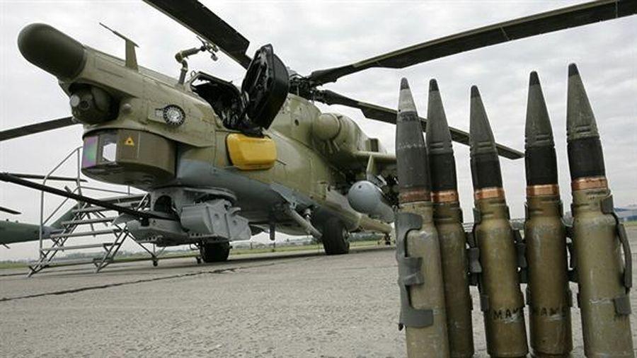 Nga ưu tiên Mi-28NM cho chiến trường Syria