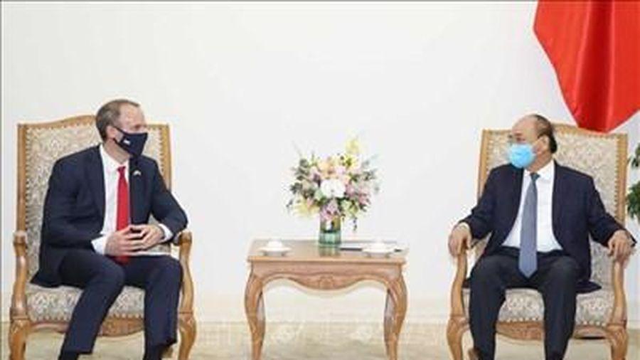 Tăng cường hợp tác Việt Nam-Anh trên nhiều lĩnh vực