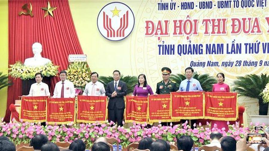 PC Quảng Nam được tặng Cờ dẫn đầu thi đua khối Doanh nghiệp I