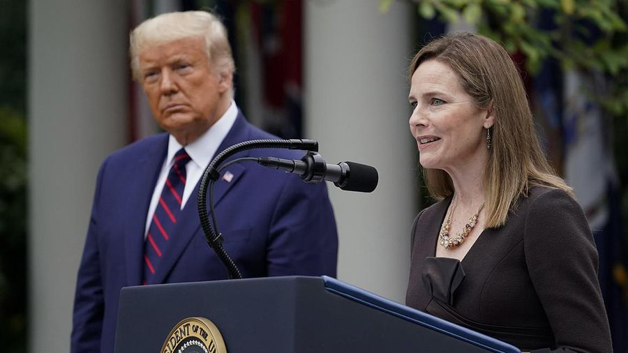 Chọn Thẩm phán Tòa án Tối cao - canh bạc mạo hiểm của ông Trump