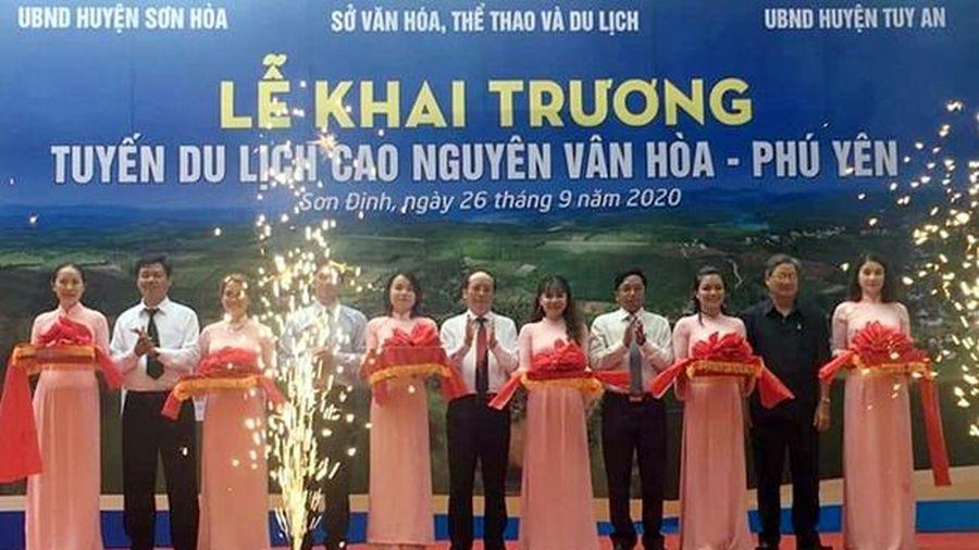 Khai trương tuyến du lịch cao nguyên Vân Hòa - Phú Yên