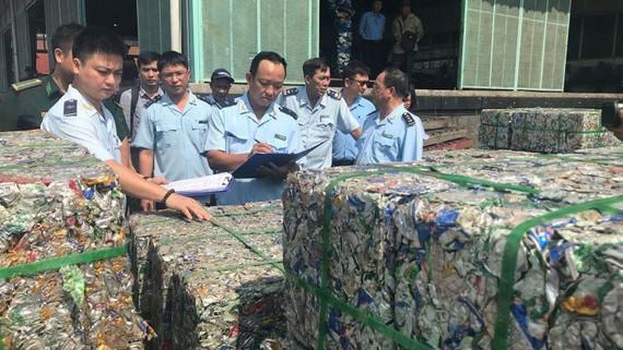 Phế liệu nhập khẩu phải đáp ứng điều kiện bảo vệ môi trường