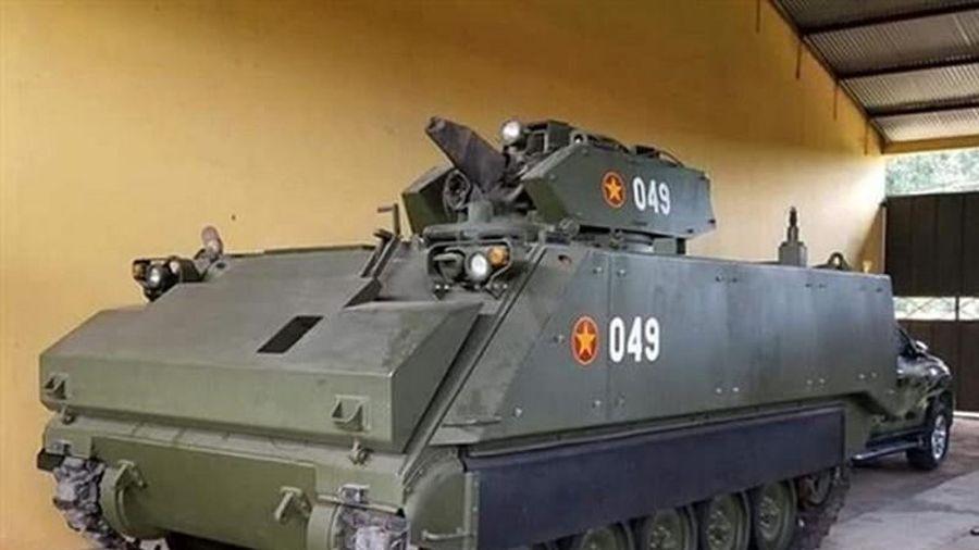 Công nghệ vũ khí Israel giúp gì cho lực lượng Tăng - Thiết giáp Việt Nam?