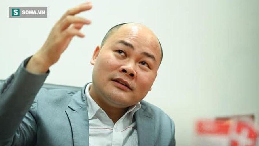 CEO Nguyễn Tử Quảng: Không nhường danh hiệu 'nổ' cho bầu Đức