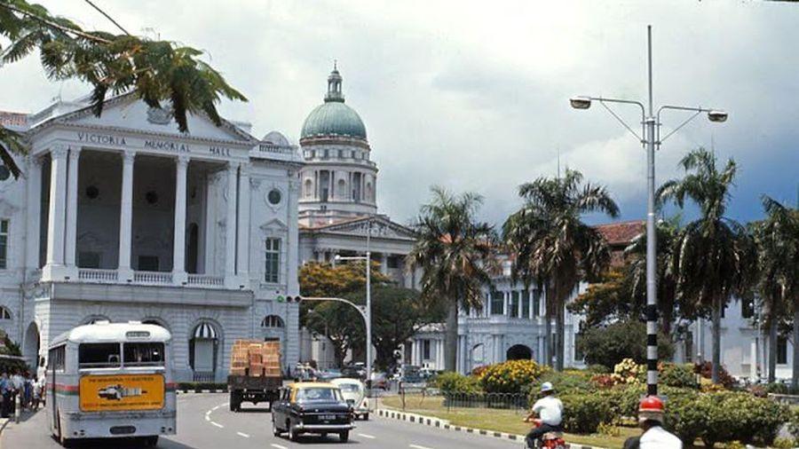 Bộ ảnh 'độc - lạ' về quốc đảo Singapore năm 1971