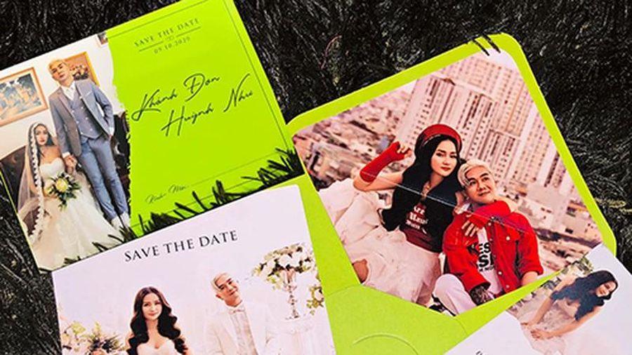 Khánh Đơn và vợ kém 8 tuổi hé lộ ngày tổ chức đám cưới