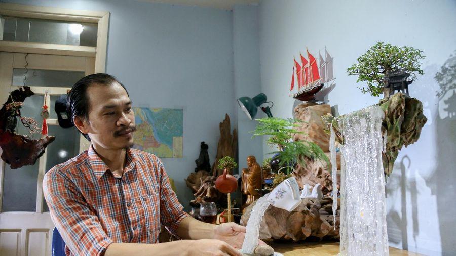 Bonsai, đảo bay độc đáo lần đầu tiên xuất hiện tại Hà Nội