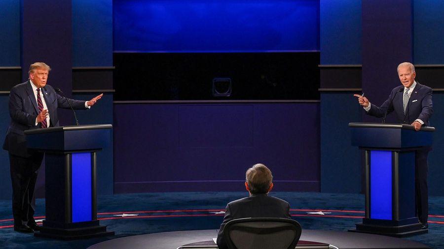 4 điểm chính trong cuộc tranh luận Trump - Biden đầu tiên