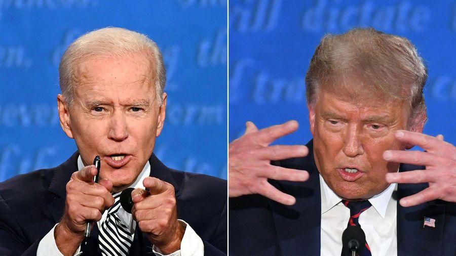 Twitter 'bùng nổ' sau màn tranh luận 'hỗn loạn' giữa hai ứng viên tổng thống Mỹ