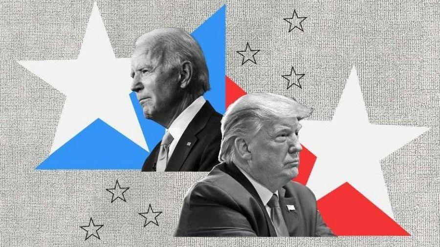 Bầu cử Mỹ: Hai ứng viên Donald Trump và Joe Biden, ai đang thắng thế?