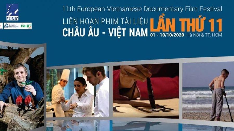 Ấn tượng 22 tác phẩm phim tài liệu xuất sắc nhất Châu Âu và Việt Nam