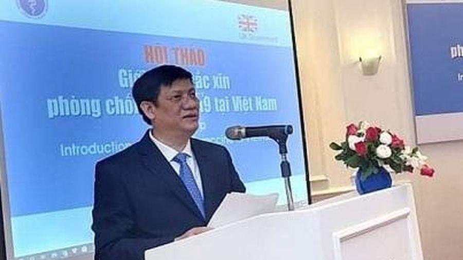 Việt Nam đang thúc đẩy quá trình nghiên cứu vắc-xin Covid-19