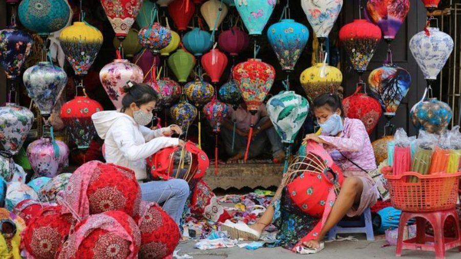 Gìn giữ 'chất' Trung thu truyền thống trong đồ chơi dân gian