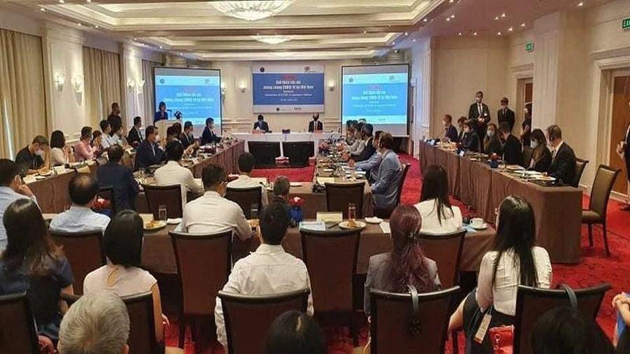Việt Nam đang thúc đẩy nhanh quá trình nghiên cứu vắc xin COVID-19 'made in Viet Nam'
