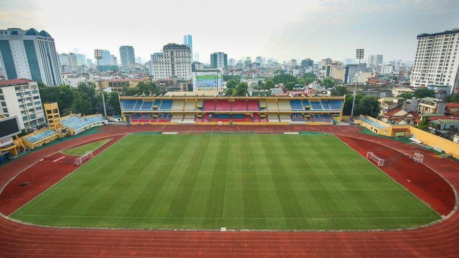Sân Hàng Đẫy không tổ chức bóng đá nam SEA Games 31
