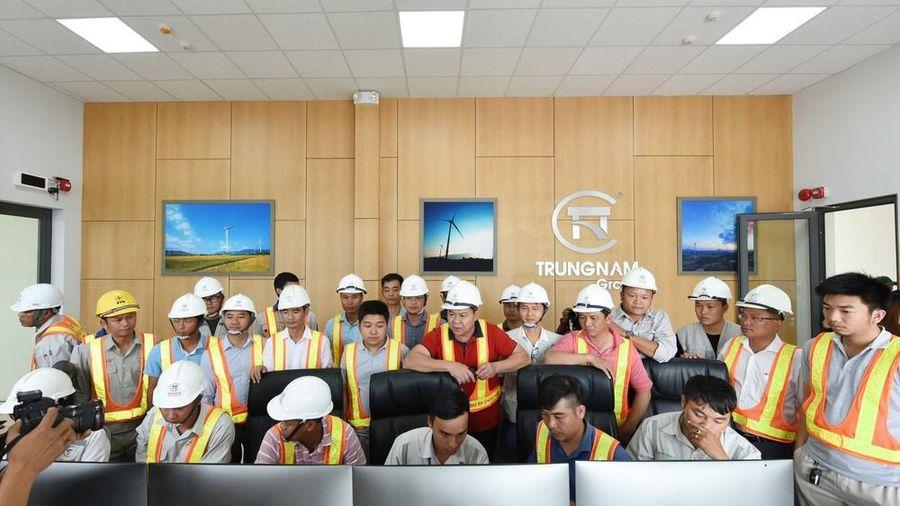 Hạ tầng truyền tải 500 kV đầu tiên do tư nhân đầu tư 'về đích' sau 4 tháng